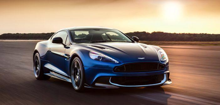 Aston Martin Vanquish обзавелся 600-сильной S-версией