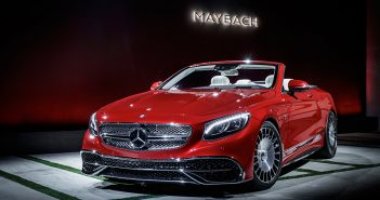 В линейке Mercedes-Maybach появился кабриолет